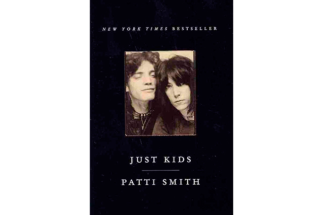 Patti Smith 'Just Kids', $22.99, dymocks.com.au
