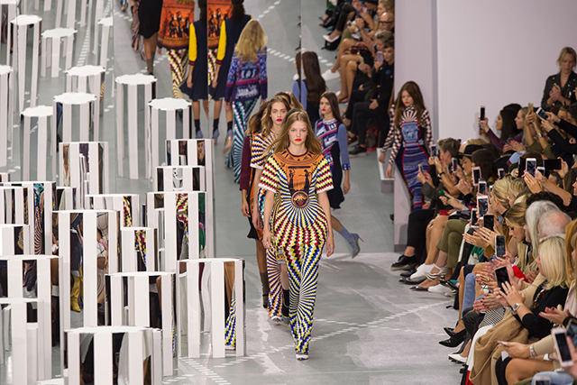 Click through to see the show highlights from LFW