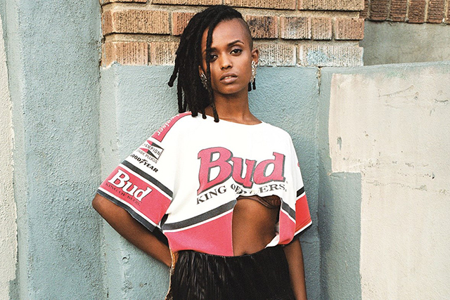 Kelela. After dueting with Solange on the dreamy track 'Scales' last year and performing at Meredith Music Festival, Kelela told Pitchfork she was working on a new album. Working with Arca, Jam City and Bok Bok, the as-yet untitled LP is apparently due in May.