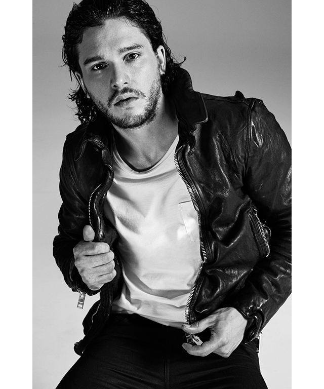 "Kit Harington, 29, knows ""nothing"" but the intense fan base of his 'Game of Thrones' character Jon Snow, but has thankfully also played leads in 'Testament of Youth' and 'Pompeii', too."