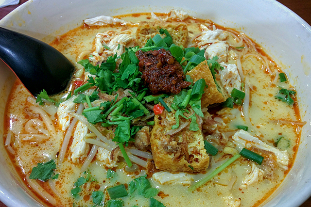 Lee's Malaysian: With Hunter Street home to two of the town's best laksa destinations (Malay Chinese Takeaway is a short skip down the road) – city worker bees have a direct line to the laksa source. Lee's low-key décor belies the quality cooking that makes this laksa exceptional.