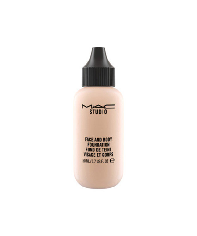 Foundation: Mac Studio Face and Body