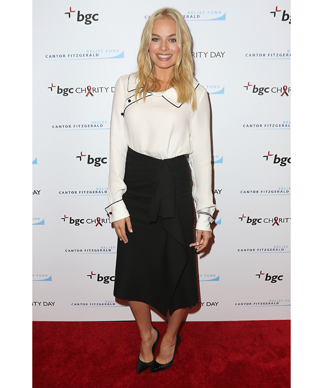 At an Annual Charity Day hosted by Cantor Fitzgerald and BGC at BGC Partners in New York, September 11, 2015