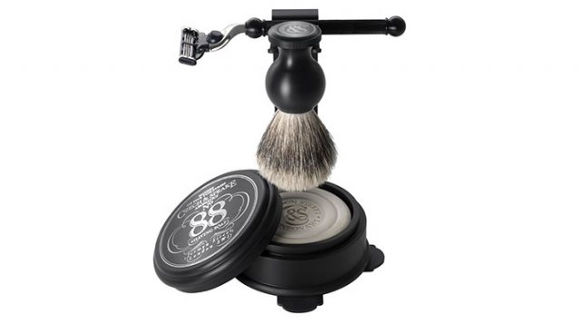 Czech & Speake No.88 Shaving Set and Soap, $685 mensbiz.com.au