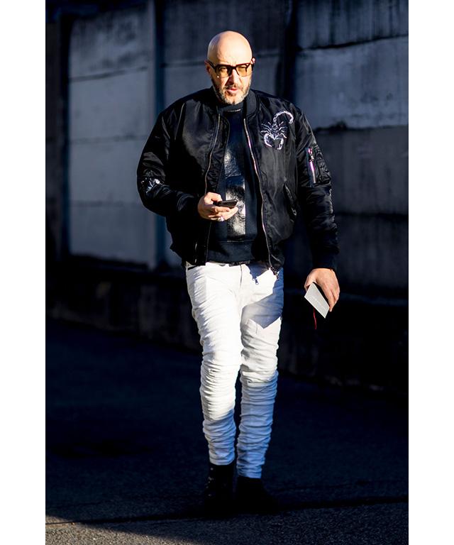 Street Style At Milan Men 39 S Fashion Week Buro 24 7 Australia