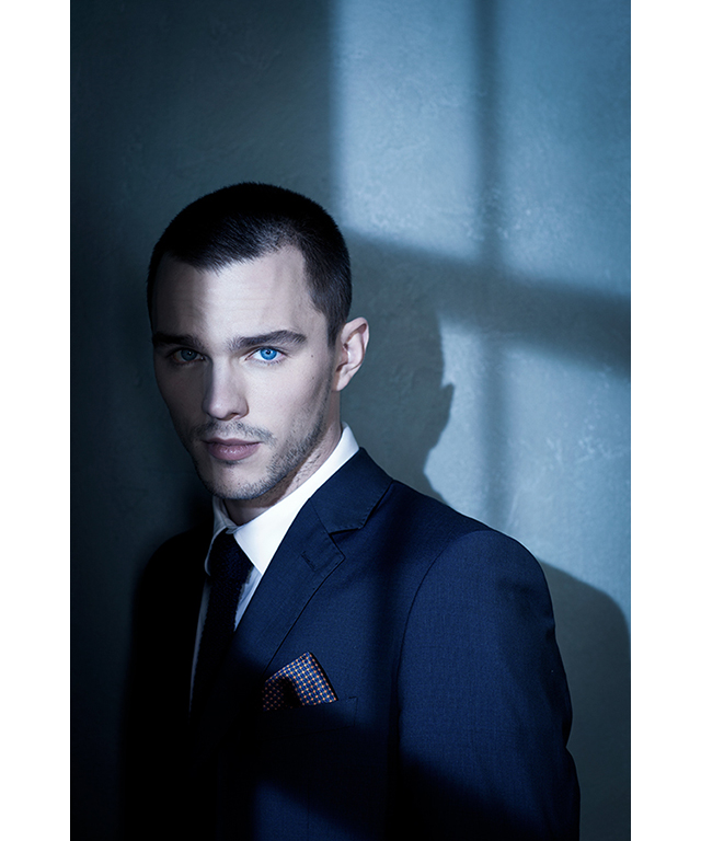 Nicholas Hoult, 26, has been a Hollywood cutie since 'About a Boy', but it's his later work in 'Skins', 'Warm Bodies', 'X-Men' and 'Mad Max: Fury Road' that continue to impress.