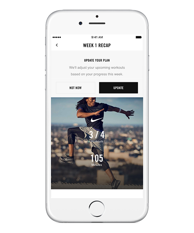 Nike+ Training Club, free