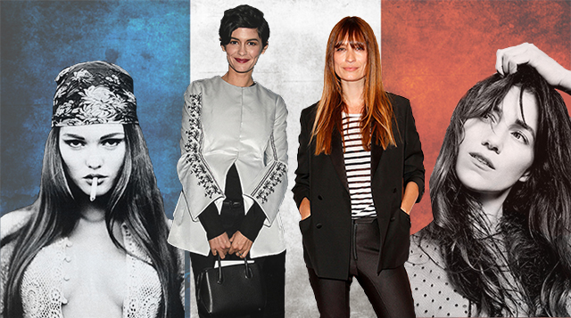 Click through to discover the 28 coolest French women of all time