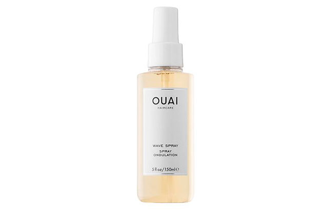 Ouai Haircare wave spray, $33.80 approx. theouai.com
