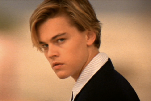 Leo was Luhrman's first and only choice for Romeo. The director said he wasn't interested in making the film without him.