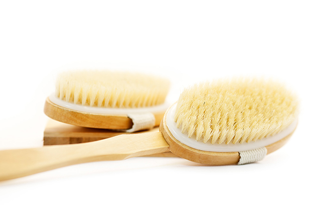 Dry Skin Brushing: This simple technique is about brushing your body with a dry skin brush for 5 minutes before jumping into a cold shower. This will move all the post-exercise by-product and help your body to detoxify itself.