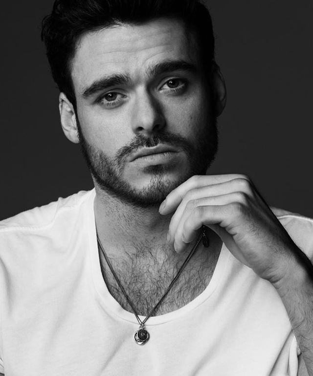 Richard Madden, 30, survived three seasons of 'Game of Thrones' before the Scot took on a leading man role in 'Cinderalla', followed by 'Bastille Day'.