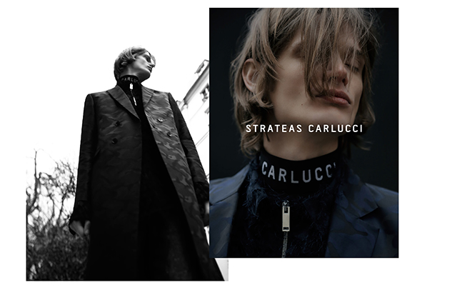The S/S '17 Strateas Carlucci camapign