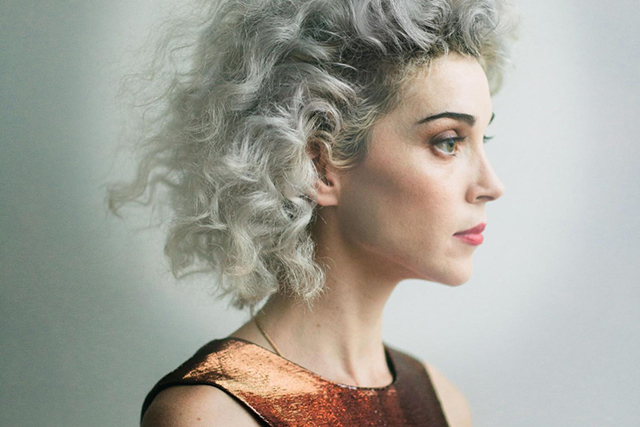 "St. Vincent. Despite an  active personal life (dating Kristen Stewart and writing and directing a horror movie 'XX') Annie Clark is ready to release a follow up her 2014 album. Calling it ""the deepest, boldest work I've ever done"" we can't help but believe her."
