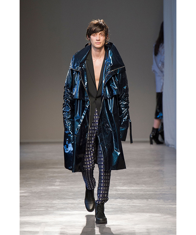 Strateas Carlucci's Milan Men's Fashion Week show