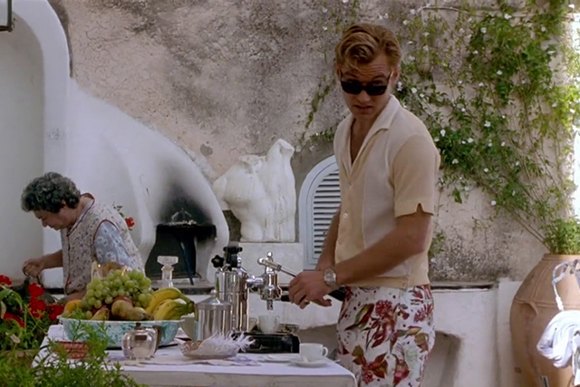 Jude Law in 'The Talented Mr Ripley'