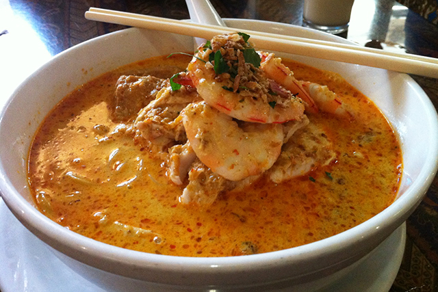 Temasek: Parramatta is the lucky locale of one of the best laksa joints in the two-zero postcode – specialising in Singaporean and Malaysian eats, this is THE laksa list to be in on.