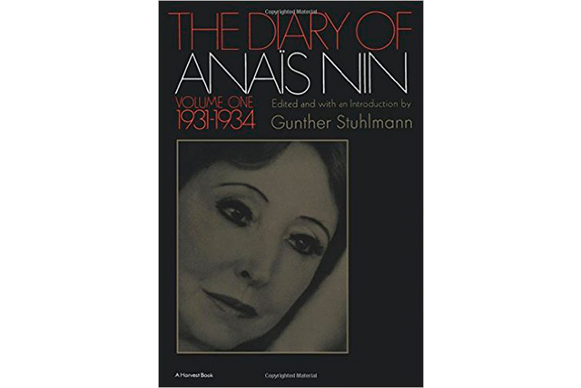 'The diary of Anais Nin, Vol. 1 and Vol. 5'  A feminist icon of the 1960s, Anaïs Nin has experienced somewhat of a renaissance in recent times thanks to peddlers of Instagram wisdom. She began a diary at age 11 as a letter to her father who abandoned her family, and over the years, the diary would become her best friend and confidante. She continued to write until her death in 1977. It includes many poignant pearls of wisdom which still ring true in the modern day.