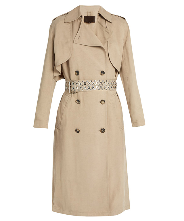 Alexander Wang trench coat