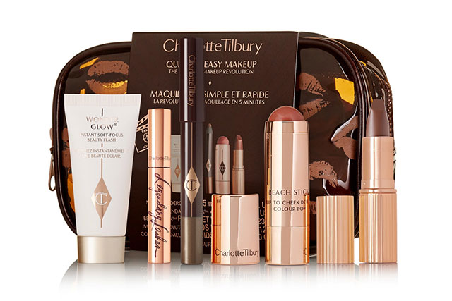 Charlotte Tilbury Quick 'N' Easy Natural Glowing Look, $102 netaporter.com/au