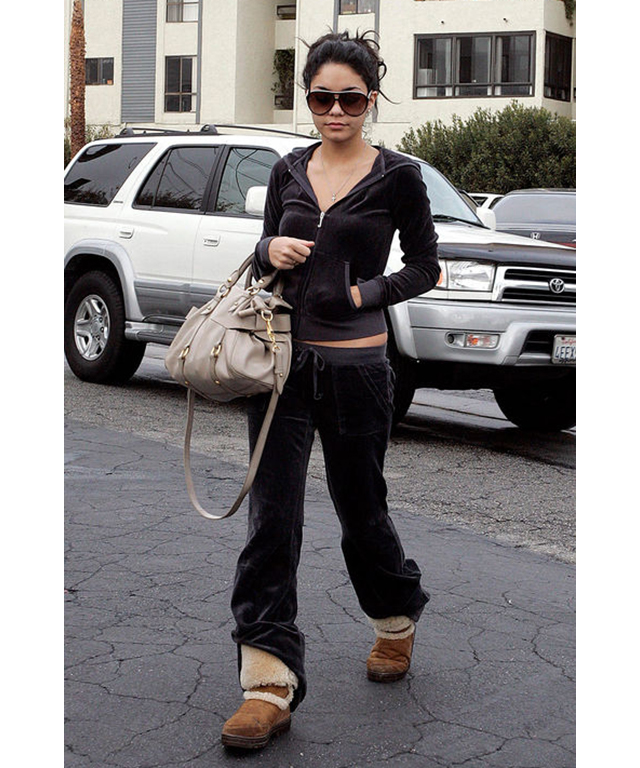 ... and Vanessa Hudgens