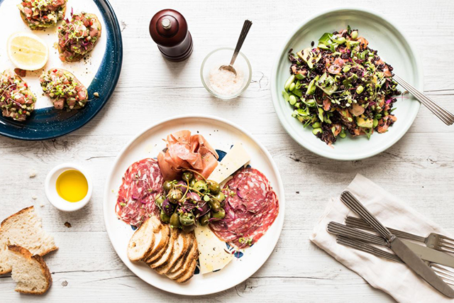 Watsons Bay Boutique Hotel: Calling all keen golfing dads (so pretty much everyone) this one's for you – gorgeous beachside eatery, Watsons Bay Boutique Hotel, is going all pro-golfer and running a 'nearest to the pin' comp. Then there's the banquet – it starts with a charcuterie board and ends with apple and rhubarb crumble. Yes, Watsons Bay, yes.