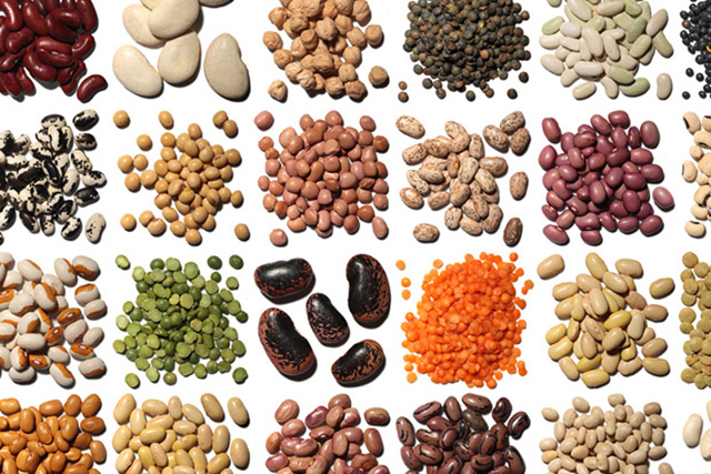 Beans and lentils. Humble beans and lentils. Don't underestimate them, with an antioxidant capacity as high as blueberries.
