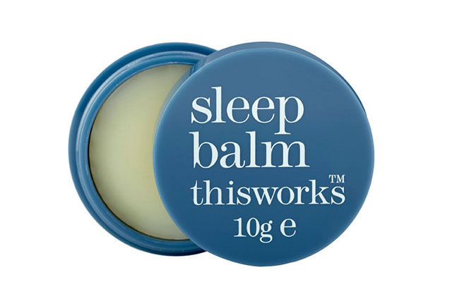 This Works Sleep Balm, $17: Cult-followed for good reason. Not only is it going to rid dry skin thanks to the Monoi and rose oil, but the soothing lavender will also help calm your senses to sleep.