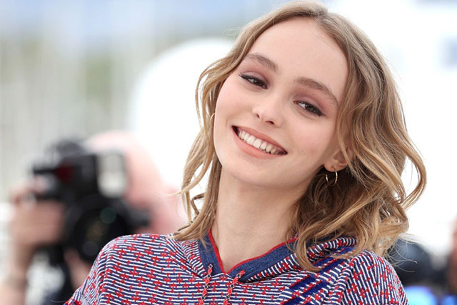 Lily-Rose Depp: After making her debut on Chanel's coveted runway earlier this month, Lily-Rose Depp has officially become part of the young Hollywood royalty club. As the daughter of actor Johnny Depp, it's only natural fame is running in her blood. This year we saw Lily lead the campaigns for the new Chanel no 5 fragrance as well fashion spreads and the cover of 'Vogue' Magazine.