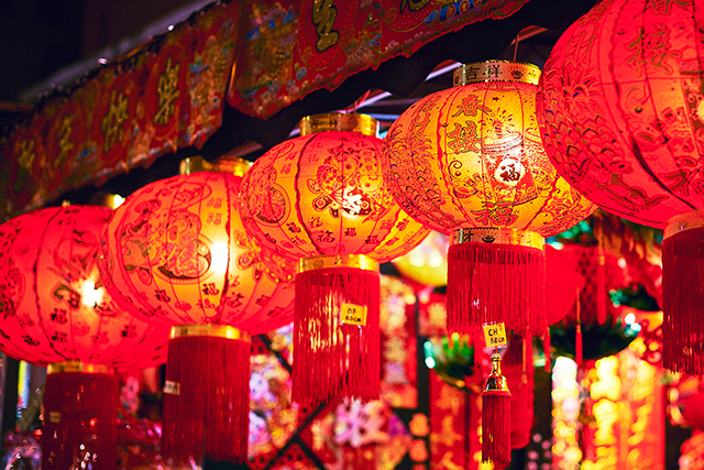 Click through to find out where to celebrate Chinese New Year.