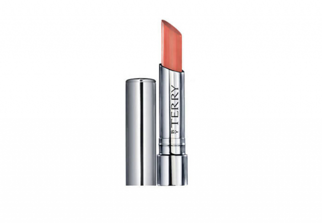 And for the girl who hates lipstick: By Terry Hyaluronic Sheer Rouge Lipstick in No.1 Nudissimo, $42