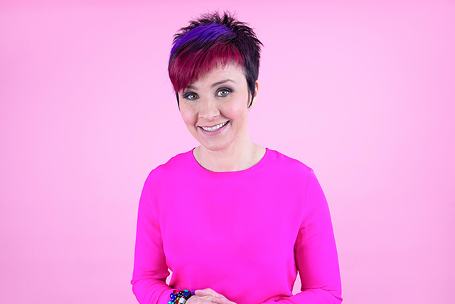Cal Wilson in Hindsight: The quirky Kiwi with the shock of magenta hair has an irrepressible energy and optimism that's a welcome antidote to the irony onslaught which characterises so much contemporary stand up. Take your mum.