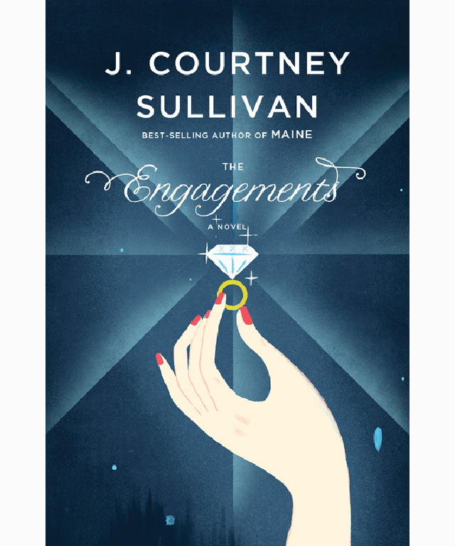The Engagement by J. Courtney Sullivan
