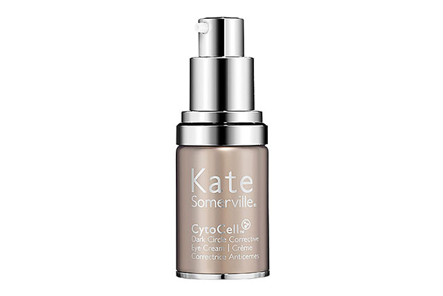 For dark circles: Kate Somerville CytoCell Dark Circle Corrective Eye Cream, $75