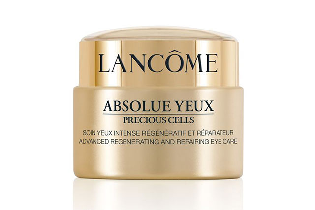 For dry skin: Lancome Absolue Precious Cells Eye Cream, $205