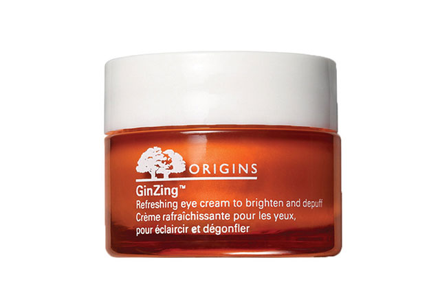 For tired-looking eyes: GinZing Refreshing Eye Cream, $44