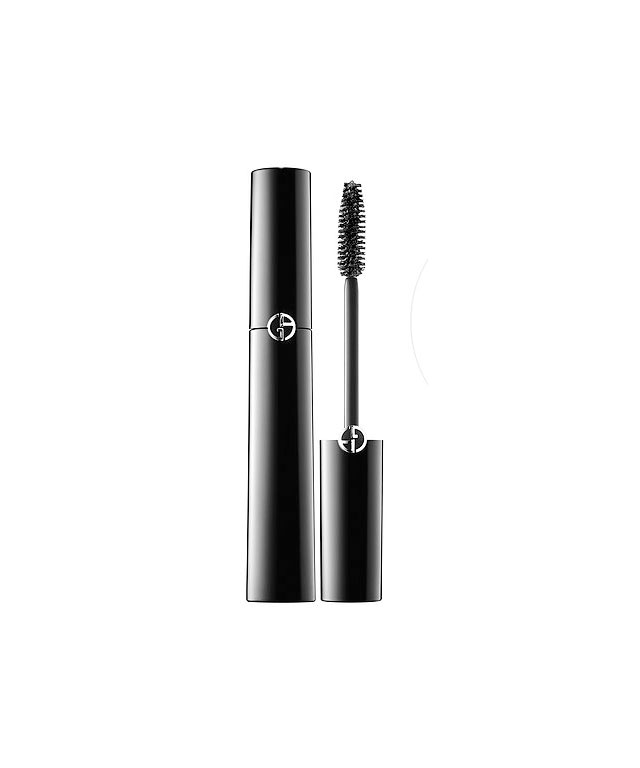 "Always opt for black mascara:  I always look for a mascara in deep black, concentrating on the centre of the lash and working outwards."" Giorgio Armani Eyes To Kill Mascara, $57 davidjones.com.au"