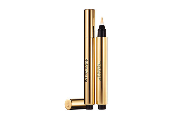 "Highlight/ concealr: ""I love applying Touche Eclat really close to the lower lash line.""  Yves Saint Laurent Touche Éclat - Radiant Touch, $68 mecca.com.au"