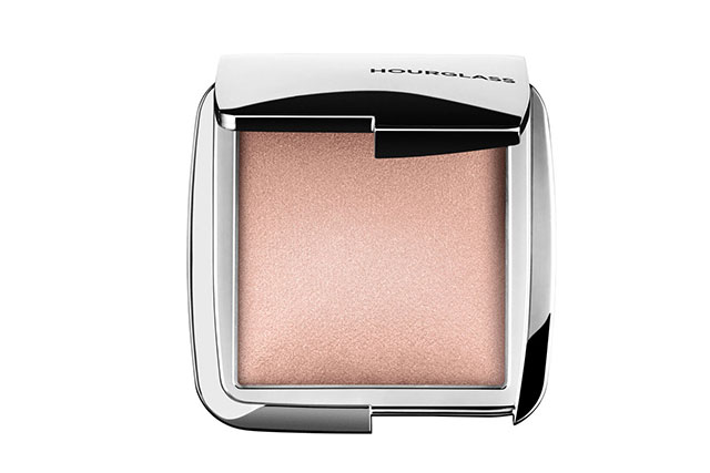 Best for: A dramatic highlight. Hourglass Ambient Strobe Lighting Powder, $55 mecca.com.au