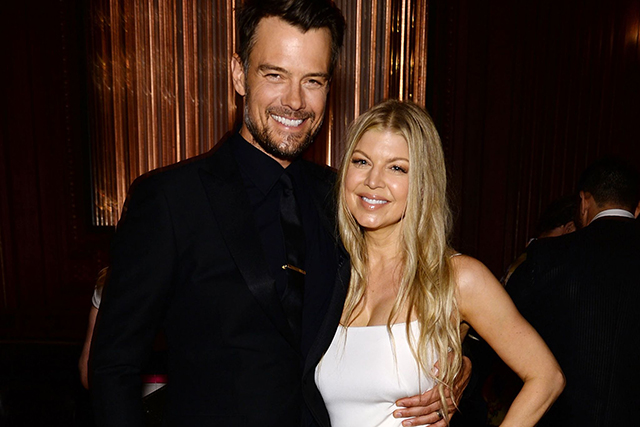 Fergie and Josh Duhamel: The couple announced they were separating in September after eight years of marriage.