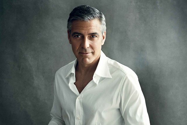 5. George Clooney, returns $6.70 for each $1 paid