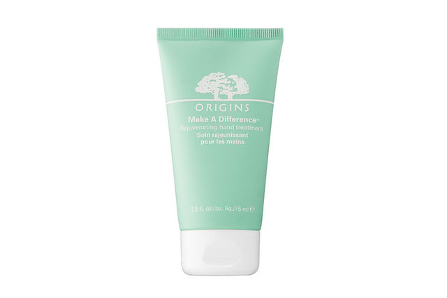 Origins Make A Difference Rejuvenating Hand Treatment, $23 origins.com/au