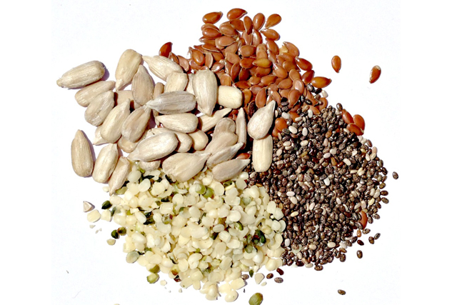Sunflower and hemp seeds - what don't these super seeds do? Chock full of skin-glowing protein and nutrients.