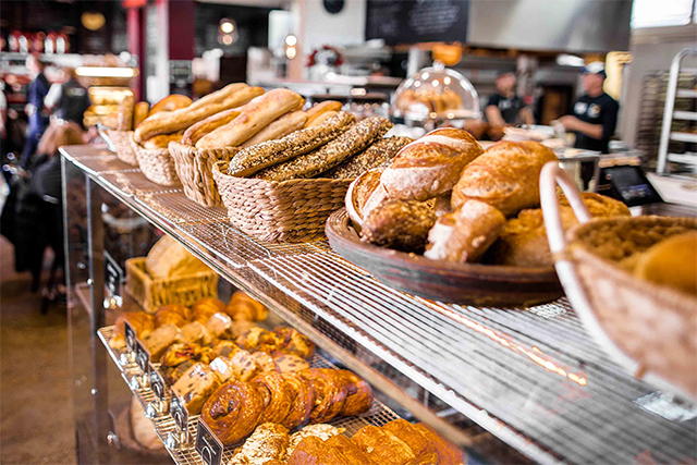 Bake Bar: This organic artisanal bakery bakes up some of the best breads, pastries, pies and sausage rolls in town – think fruit loaves, GF bread, New York style bagels, lamb harissa sausage rolls and chunky beef pies that'll tempt even the hardiest vegetarian.