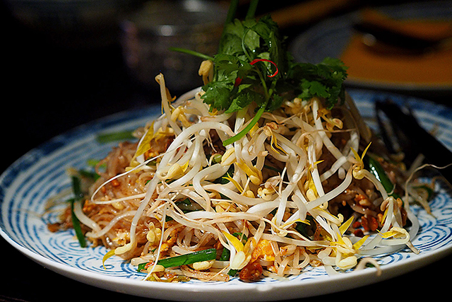 Chat Thai: The Haymarket branch of this talented Thai street food chain caters to the night owl crowd via their supper club, which serves spiced up Thai tastes until 2am.