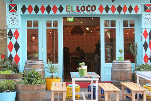 El Loco: The Excelsior Hotel, 64 Foveaux St, Surry Hills NSW 2010