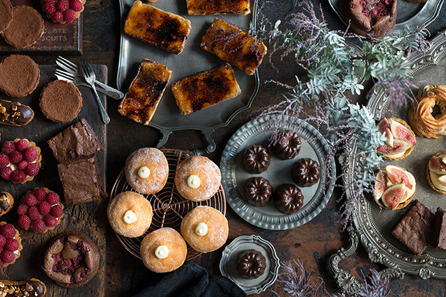 Flour and Stone: This boutique bakery is all about classics baked with love. Expertly turned out old-fashioned vanilla cakes, hand iced gingerbreads, savoury pies and the sweetest variety of tarts.