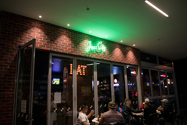 Jazz City BBQ: 200 Goulburn St, Surry Hills, NSW 2010