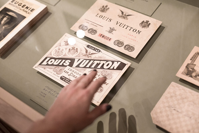 Throughout the history of LV, branding has always been a significant creative process