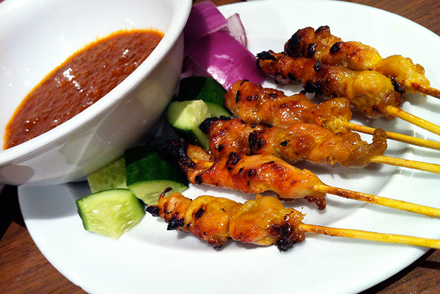 Mamak: The Chinatown locale of this Malaysian favourite opens supper club on Friday and Saturday nights until 2am. Good thing too, who doesn't feel like flame-grilled chicken satay at 1am?